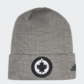 Jets Team Cuffed Beanie