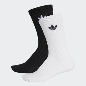 Chaussettes mi-mollet Mid Ribbed (2 paires)