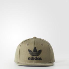 Trefoil Snapback Hat
