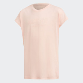 T-shirt All Caps