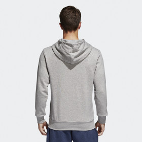 Mikina skapucňou Essentials Linear Pullover