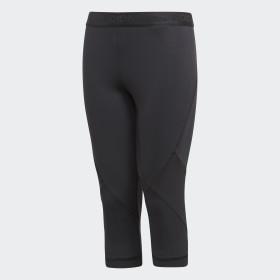 Alphaskin Sport 3/4 CLIMACOOL Legging