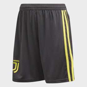 Juventus Derde Short Jeugd
