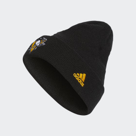Penguins Cuffed Beanie