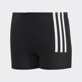 Back-to-School 3-Stripes badeshorts