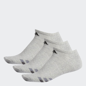 Cushioned No-Show Socks 3 Pairs