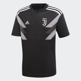 Camiseta calentamiento primera equipación Juventus