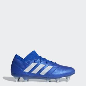 Botas de Futebol Nemeziz 18.1 – Piso suave