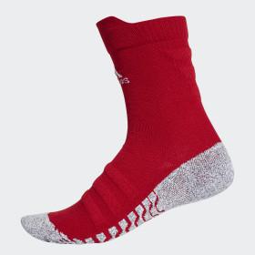Alphaskin Traxion Lightweight Cushioning Crew CLIMACOOL Socks