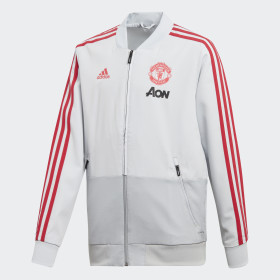 Manchester United Presentation Jacket