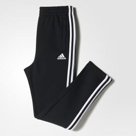 Essentials 3-Stripes Fleece Broek