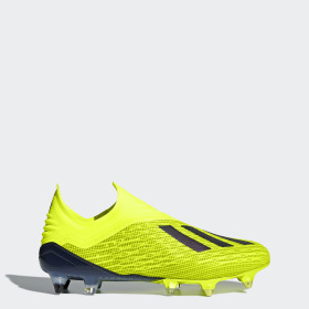 X 18+ Soft Ground Voetbalschoenen