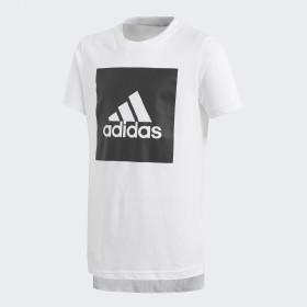 T-shirt Logótipo Essentials
