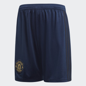 Short Manchester United Third