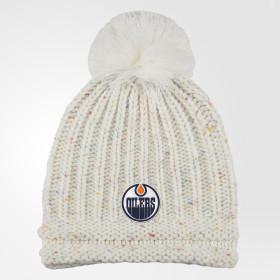 Oilers Pom Beanie