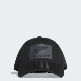 Cappellino 3-Stripes All Blacks