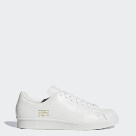 Superstar 80s Clean sko