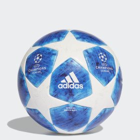 Finale 18 Official Match Ball