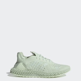 Sapatos Daniel Arsham Future Runner 4D