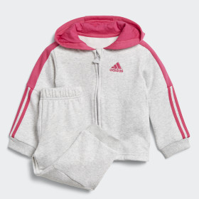 Logo Hooded Fleece Joggingset