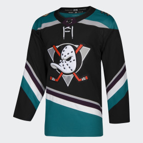 Ducks Alternate Authentic Jersey