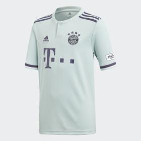 Replika koszulki wyjazdowej Bayern Monachium