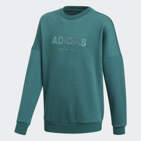 Sweatshirt All Caps