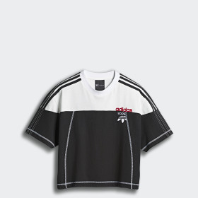 adidas Originals by AW Disjoin Crop-Top