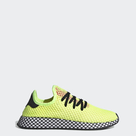huge discount d4cdd 68f96 Men - Grey + Yellow + Gold - Shoes  adidas US