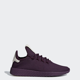 nouveau style 55bf9 3192b Chaussures - Superstar + Pharrell - rouge - Femmes   adidas ...
