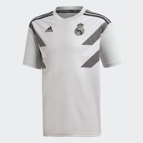 Camiseta calentamiento primera equipación Real Madrid Camiseta  calentamiento primera equipación Real Madrid · Niño Fútbol 4d86516ff8317