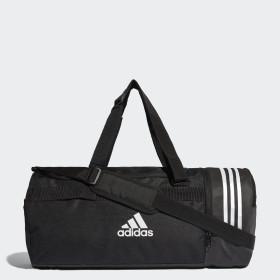 Convertible 3 Stripes Duffel Bag Medium