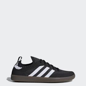 the latest c6d8c 7c0bc ... best price black samba shoes adidas us 910e1 b9031 czech adidas  launches samba primeknit ...