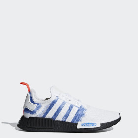 lowest price 9b5a1 bfbb1 NMD R1 Shoes. Adidas NMD R1 Footlocker Europe Rainbow · The Sole Supplier on  Twitter  adidas Men s UltraBoost Running ...