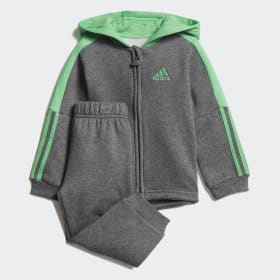 Ensemble bébés Logo Hooded Fleece