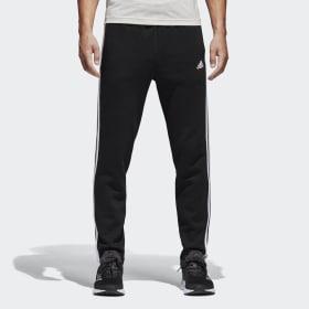 Pantaloni Essentials 3-Stripes Fleece