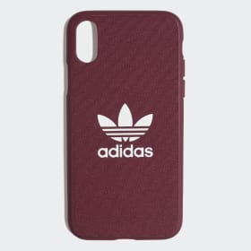 Coque Fabric Snap iPhone X