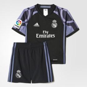 Trzeci zestaw Real Madryt dla małego piłkarza