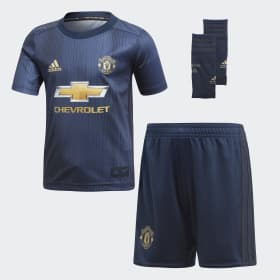 Mini kit Manchester United Third