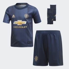 Trzeci zestaw Manchester United dla małego piłkarza