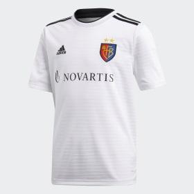 Camiseta segunda equipación FC Basilea