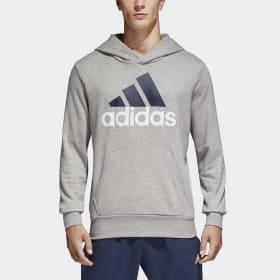 Sweat-shirt à capuche Essentials Linear Pullover