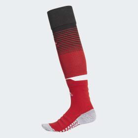 Manchester United Domicile Authentiques Chaussettes