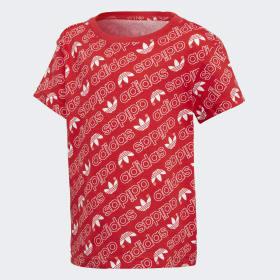 Trefoil Monogram T-Shirt