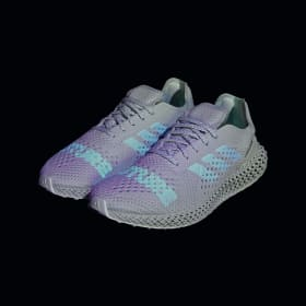 Daniel Arsham Future Runner 4D Shoes