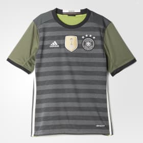 UEFA EURO 2016 Germany Away Player Jersey