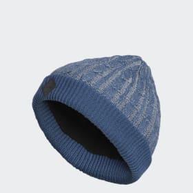 Cable-Knit Mütze
