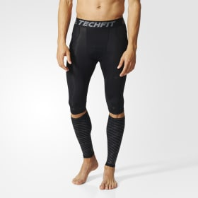 Techfit Recovery 3-in-1 Short Tights and Calf Warmers
