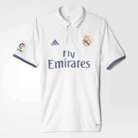 Real Madrid Home Jersey