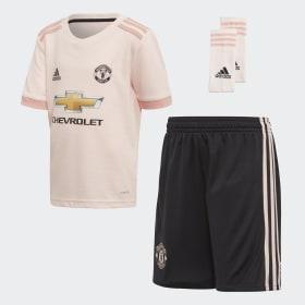 Souprava Manchester United Away Mini